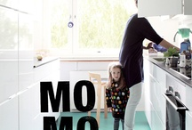 MOMO - Home in its element / some images from the book published in april 2013
