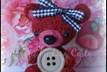 Little bears helper / New collection of bears!