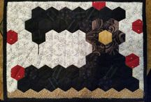 hexigon  patterns etc