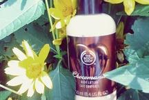 Wasze ulubione kosmetyki The Body Shop :-)