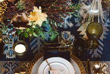 Mesas arreglos decoracion