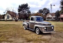 Bondorella, the world's most fabulous '48 Ford! / My truck, my love...