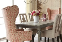 Dining Room Ideas / by Catherine Bernier