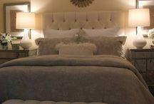 Master Bedroom & headboards / Design