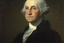 Research - George Washington / Images of the first presidential hair - research for upcoming client project