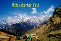 """Kullu Manali Valley / Kullu-Manali is know as """"The Valley Of Gods"""" kullu- manali is very beautiful valley and people  love to visit here to see the beauty of snow covered mountain and valley view. stay connected with us and we will provide you all the info about kullu manali"""