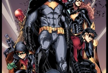 the batfamily / If You  l ike this follow my other board deathstroke and deadpool and comment on my pins