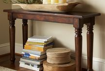 Front entry table / by Vicki Scott
