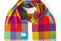 Avoca Scarves / A collection of our new Irish designed scarves