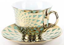 Dishes teacups and teapots 2 / by Jayne Hanson