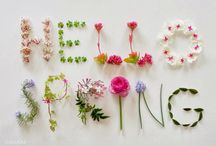 Spring Fever / Everything bright, cheery & celebrating *spring*!