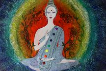 Spiritual / Artworks that were inspired by Mind, Body, Spirit and Soul in our Universe created with Love.