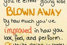 Motivation  / by Deanna O'Brien