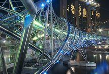 Bridges / by Jonni Huntley Spaulding