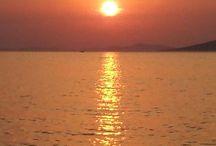 Gün Batımı & Deniz