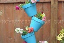 Цветники и огороды