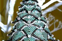 Korálky - Vánoce