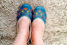 my feet say <3