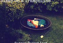 summer bucketlist