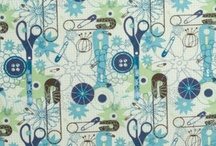 Fabric Inspiration / by Natasha Nicholes  (Houseful Of Nicholes)
