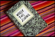 Wreck this journal ♡
