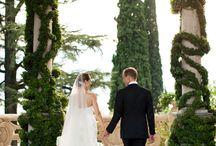 bellissima / A magical wedding in Lake Como