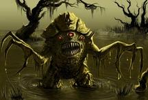 Monsters - Swamp beasts