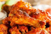 Picante Chicken Wings Recipe