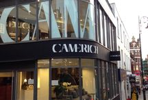 Camerich In Hampstead /  The newest addition to our London showrooms is now open; As Camerich continues to expand throughout London, you have even more choice of showrooms to visit! For those who are living towards the North West, there is now a brand new showroom in Hampstead, which has a wide range of our products on show. Our Hampstead showroom is situated on the corner of Heath Street, just a few meters from Hampstead Tube Station on the Northern Line.
