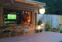 Backyard ideas/designs