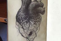 Dibujos de corazón