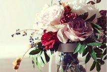 inspiration blomster