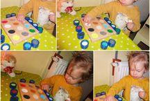 Kreatywnie z dziećmi / Creatively with children / Kreatywne zabawy, gry, tworzenie zabawek, nauka przez zabawę oraz wiele innych aktywnych form spędzania czasu z dziećmi....