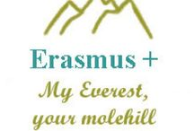 """Languages (Meym1517) / Working with languages in the classroom.  Herzele meeting in Erasmus+ project """"My Everest Your Molehill"""""""