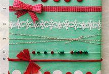 Packaging di Natale/ Christmas Wrappig / Pacchetti natalizi come realizzarli in modo creativo e originale! Creative Christmas gift wrapping