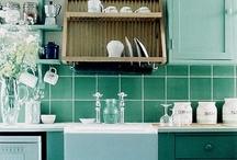 kitchen love / by chosenhome