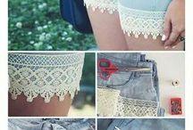 Tekstylia przeróbki