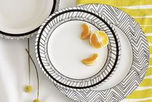 Dinnerware & Table Settings / We love setting the table for any occasion. Get inspired here on how to set your own table and keep your guests begging for more !
