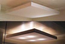 Overhead diffuser