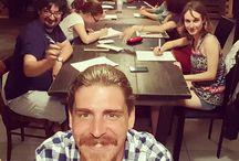 Instagram #AccademiaOrwell all'ultima tappa di questo anno narrativo! :D  Ultimo esercizio!