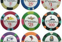 Custom Poker Chips / by Anurag Ojha