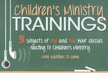 Children's ministry / by Kimberly Foster