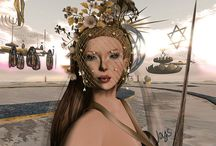 Model in Second life