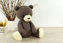 Crochet Bears | Bären häkeln