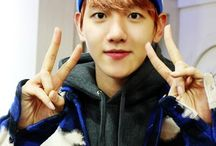 Baekhyun (EXO) / BAEKHYUN MY BABY!!!!!!! I LOVE HIM SO MUCH AND HIS VOICE IS SO ANGELIC