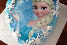 Taart / Frozen
