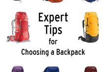 Get Yer Pack On! / Tips for successful backpacking / by Greater Yosemite Council, BSA