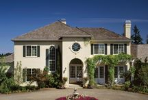 Home Plans with Great Curb Appeal / Whatever the architectural style, some homes know how to stand out from the crowd. These house plans have something special that make a lasting impression!
