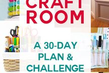Crafty Spaces!