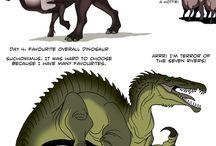 Dinozury   (Dinosaurs)
